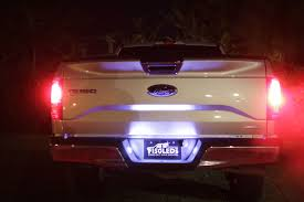 2015 f150 led tag license plate lights from f150leds