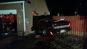 100 Truck Wrecks Videos Pickup Truck Wrecks Into House In KCK News Kctv5com