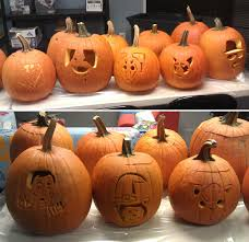Walking Dead Pumpkin Designs by Blurgh The Thinkgeek Blog Great Geeky Pumpkin Template Contest