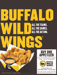 Buffalo Wild Wings Coupon Code Buffalo Wild Wings Survey Recieve Code For Free Stuff Coupon Code Sweatblock Is Buffalo Wild Wings Open On Can You Use Lowes Coupons At Home Depot Gnc Discount How Much Are The Bath And Body Tuesday Specials New Deals Best Healthpicks Coupon Silvertip Tree Farm Coupons 1 Promo Codes Updates Prices September 2018 Sale Over Promo Motel 6 Colorado Springs National Chicken Wing Day 2019 Get Free Lasagna Freebies Discounts Game Food Find 12 Cafe Zupas Codes October
