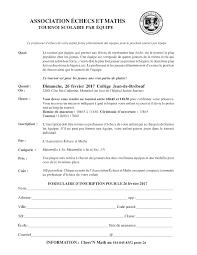 code postal de plaisir tournoi par équipe mat 3e ée mat 6e ée sec i v