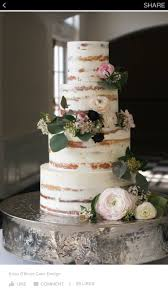 Totally Cool Looking Cake For A Rustic Wedding Looks Like Birch Bark