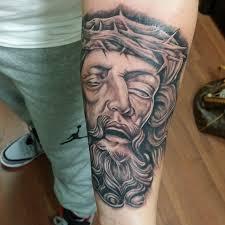Jesus Christ Tattoo 4