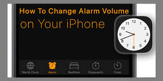 How To Change Alarm Volume on Your iPhone AppleToolBox