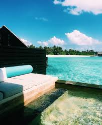 100 One And Only Reethi Rah And Only Reethi Rah Resort Jacuzzi Oceanview Oceanvilla