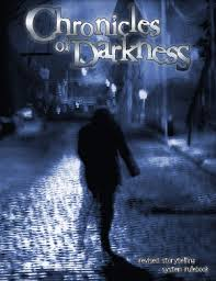 Tabletop Game Chronicles Of Darkness