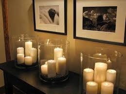 diy schlafzimmer deko ideen zum valentinstag kerzen in