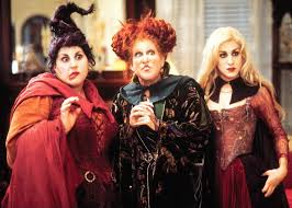 Halloween Town Characters Pictures by The Sanderson Sisters Disney Wiki Fandom Powered By Wikia