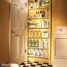 Cabidor Classic Storage Cabinet With Mirror by Wire Basket Storage Bins Cabidor Classic Behind Door Cabinet Demo