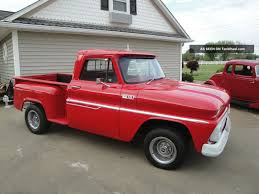 100 1965 Chevy Truck Pickup Hot Rod S S