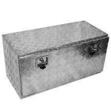 100 Aluminum Truck Tool Boxes Details About 36 Underbody Box Trailer RV Storage Underbody W Lock