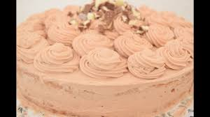 kinderschokoladen torte mit nutella kinderriegel torte