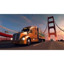 American Truck Simulator (PC) MAXIMUM GAMES - Walmart.com