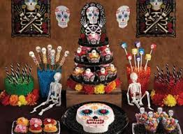 Cakes Decorated With Sweets by Friendly Halloween Sweets U0026 Treat Ideas Party City