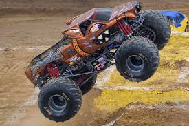 100 Monster Trucks Denver Meet The Truck Designer Making Some Of Our Favorite Art