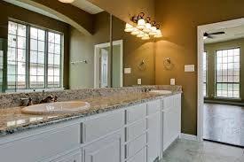 new home construction american traditional bathroom