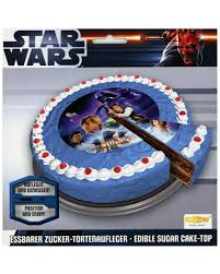 wars cake stand