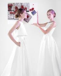 Jesus Peiro 2017 Mirtilli Wedding Dress Collection