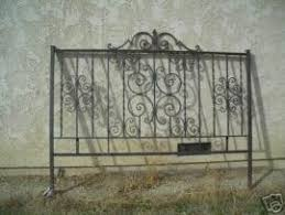 Wrought Iron King Headboard by Cost To Ship Wrought Iron Headboard King Size From Castaic To