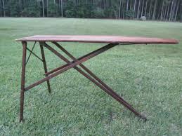 planche a repasser en bois table a repasser planche à repasser antique populaire