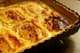 tarte au maroilles pâte brisée à l huile d olive les délices