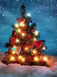 Christmas Tree Amazonca by 6 5ft H X5ft W Christmas Photography Backdrop No Crease Christmas