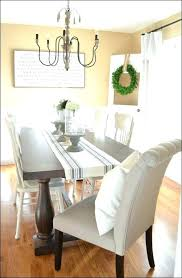 Farmhouse Dining Room Decor Family Friendly Living Decorating Ideas Amazing Wall Art Modern