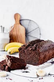 bester schoko bananen kuchen ohne zucker