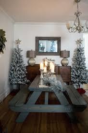 White Flocked Christmas Tree Walmart by White Dandelion Home