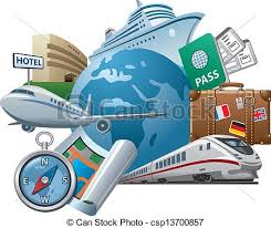 Travel Clip Art For Free Clipart Panda Images Template
