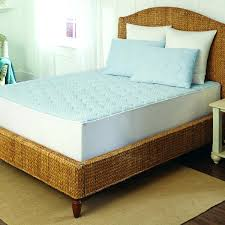 Cooling Bed Topper by Cooling Mattress Topper Queen Gel Walmart Bed Pad Flashbuzz Info