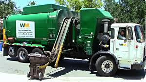 Various Trucks - 1 Hour Of Garbage Trucks In Action - YouTube