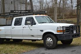 1997 Ford F - 350 Dually Xlt Cab 7. 3l Diesel Truck Ford F350 Questions Will Body Parts From A F250 Work On New Truck Diesel Forum Thedieselstopcom 1997 Review Amazing Pictures And Images Look At The Car The Green Mile Trucks In Suwanee Ga For Sale Used On Buyllsearch Truck 9297brongraveyardcom F150 Reg Cab Lifted 4x4 Youtube New Muscle Car Is Photo Image Gallery Bronco Left Front Supportbrongraveyardcom Radiator Core Support Bushings Replacement Enthusiasts A With Bds Suspension 4 Lift Dick Cepek 31575