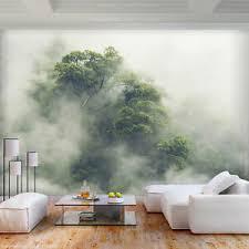 details zu wald vlies fototapete tapeten wanddeko wohnzimmer 4 motiv modern deco natur