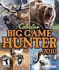 Cabela s Big Game Hunter 2010