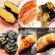 cuisine express sushi express เกร ๆจานละ 30 hola