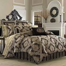 J Queen New York Alicante Curtains by Bed Bath U0026 Beyond J Queen Alicante Comforter Set In Black