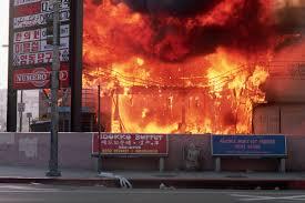 100 La Riots Truck Driver Dramatic LA Photos