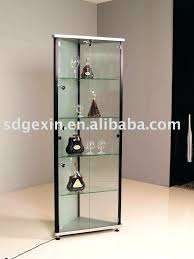 Glass Cabinet Marvelous Display Cases For Collectibles With Led Wall Mounted Uk Lock Ikea Australia Small In Box Lights Silver Lockable