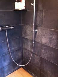 help can i paint a slate shower wall marble floor
