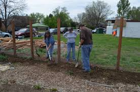 Decorative Garden Fence Home Depot by Thanks To Home Depot And Birch Community Garden Volunteers The