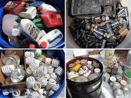 household hazardous waste e waste recycling roundup los