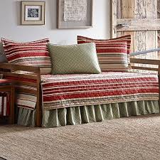 Daybed Ed Bauer Yakima Valley Stripe Red