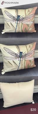 100 Robbin Rawlings Dragonfly Pillow NWT Dragonfly Pillow NWT Super Cute