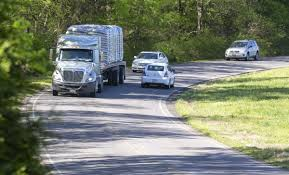 100 Used Trucks Huntsville Al Heavy Truck Traffic On Road Draws Attention