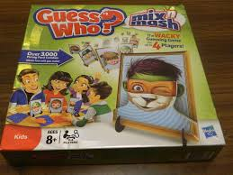 Guess Who Mix N Mash Board Game Review And Rules