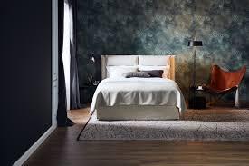 wohlfühlen liegt im schlafzimmer im trend