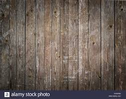 Rustic Wood Planks Background With Nice Vignetting