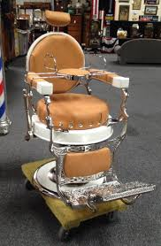 Koken Barber Chairs St Louis by Koken Barber Chair Round Back Round Seat