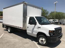 100 Cube Trucks For Sale D Van Box In Jacksonville FL Used